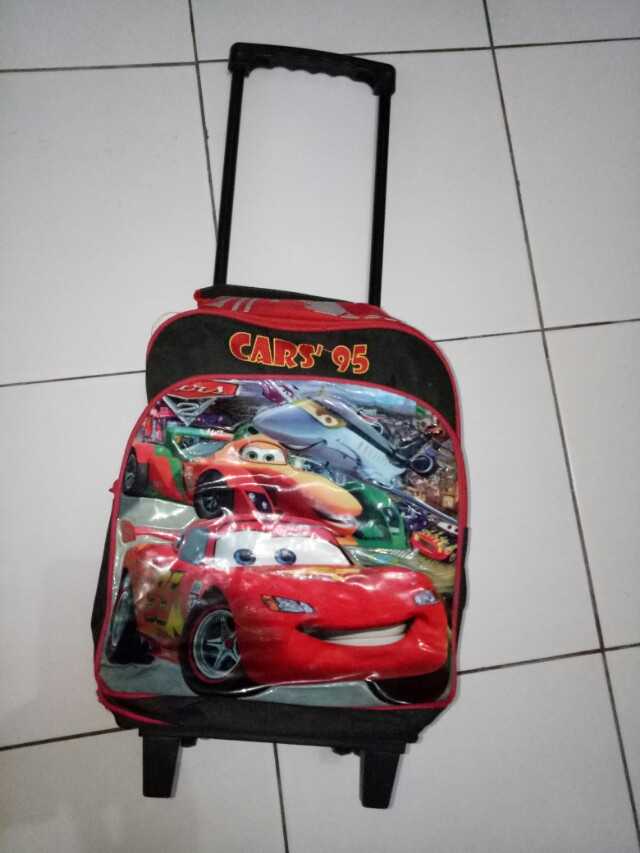 OWN PRELOVED GOOD CONDITION Tas trolly playgroup