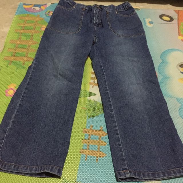 416fa3b6dd228 Thyme maternity jeans size s, Women's Fashion, Clothes, Others on ...