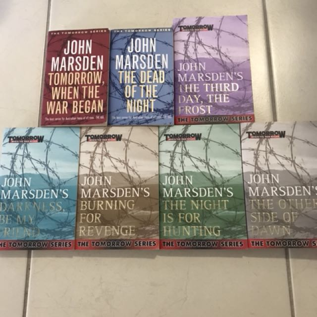 Tomorrow, When the War Began - Complete Series
