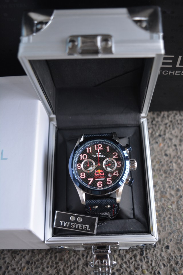 TW Steel Red Bull Holden Special Edition Mens Watch (TW967)