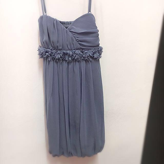 Voir Bustier Prom Dress