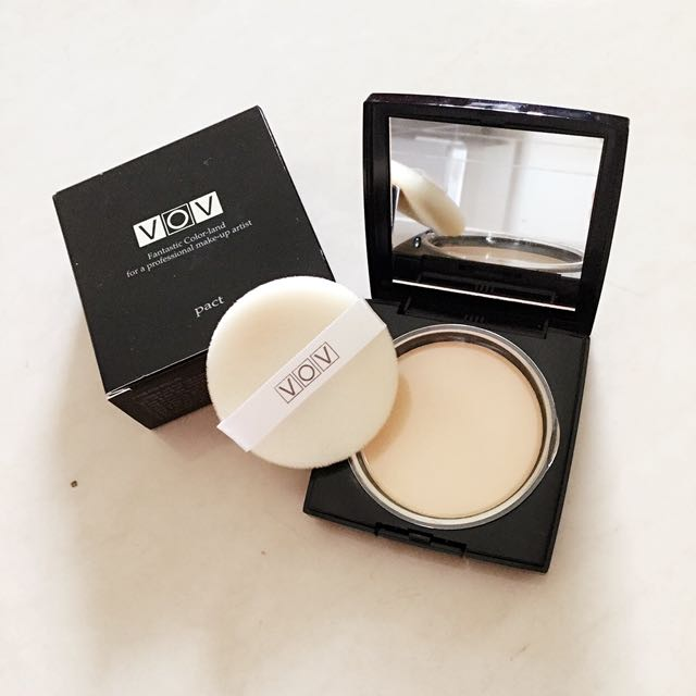 VOV Pact Natural Beige