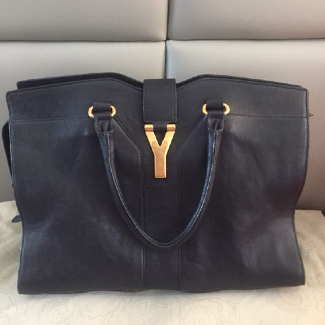 YSL CABAS CHYC TOTE - 100% Authentic