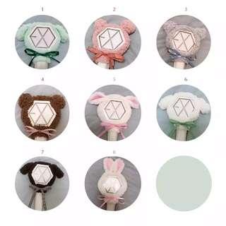 EXO Lightstick Cover