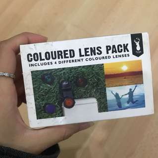 Colored Lens (Typo)