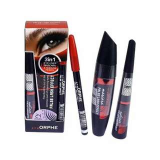 Morphe 3 in 1 false lash effect