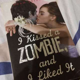 I kissed a zombie and i liked it textbook