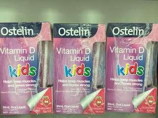 Ostelin Vitamin D Liquid (KIDS)