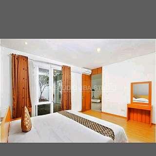 Villa Dago Pakar,2Lt,5kt,4km,water Heater,wifi,alat Bbq