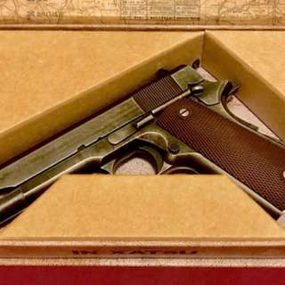 Inokatsu 井勝 colt 100th anniversary 1911 vintage version co2 槍 全鋼