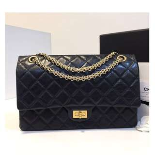 Authentic Chanel Reissue 226