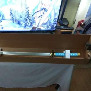 Realistic anime foam sword