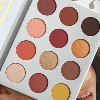 COLOURPOP Yes, Please! Pressed Shadow Palette