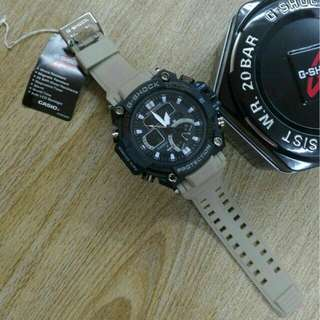 GSHOCK WATCH 2TIME