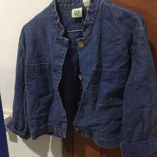 GAP jeans crop outer