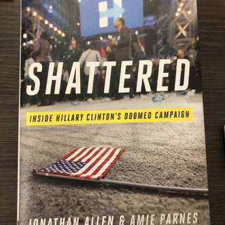 Shattered - Hillary Clinton