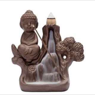 Buddha Incense Burner Decoratin