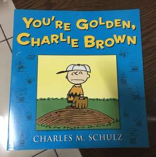 You're Golden Charlie Brown