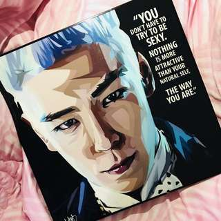 BIG BANG TOP Frame