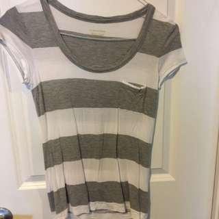 Striped Calvin Klein tshirt size small
