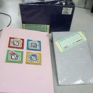 Photo Album+CD holder
