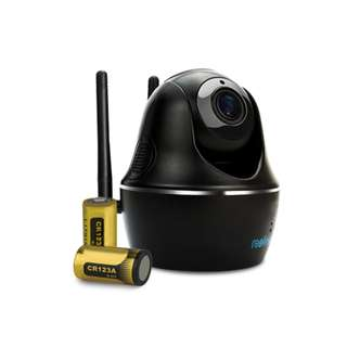 Reolink Keen 100% Wire-Free Battery-Powered Indoor 1080p HD Home Security IP Camera Wireless Night Vision全新香港行貨.原廠保養.