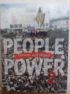 People Power 2 - Lessons & Hopes