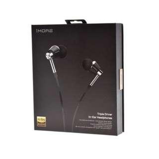 1more 萬魔 3單元耳機 headphone lightning