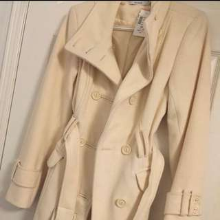 Brand New Coat with Tag Attached