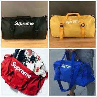 Supreme LV Travel Bag