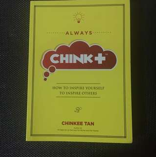 Always Chink+ by Chinkee Tan