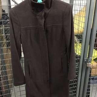 Brown wool Jacob jacket