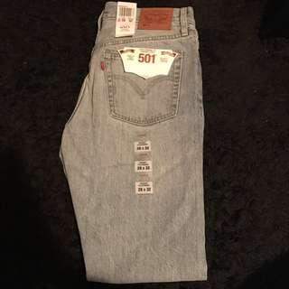 Levi's 501 Original Skinny