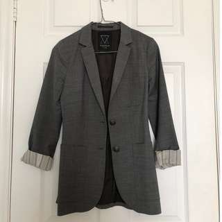 Tailored Talula Blazer (grey)