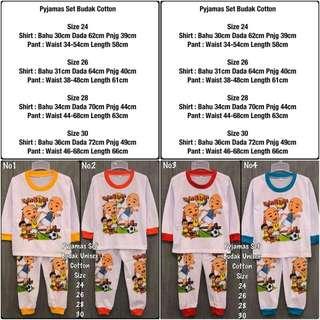 Kids Pyjamas Unisex  *  OFFER  *
