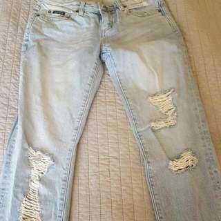 Bardot Denim Jeans Sz 6