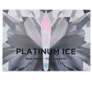 Skin Frost Pro Palette in Platinum Ice