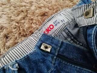 Baby Kiko Short Pants