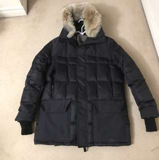 Canada Goose Black Label Parla