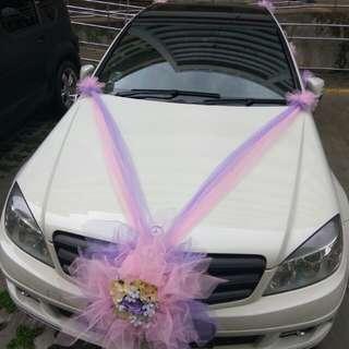 Wedding Car w Driver