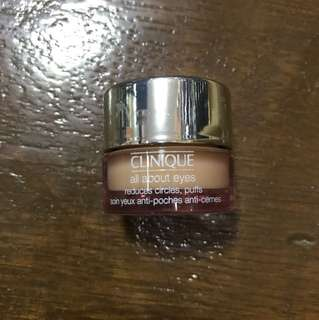 Clinique All About Eyes (Tester)