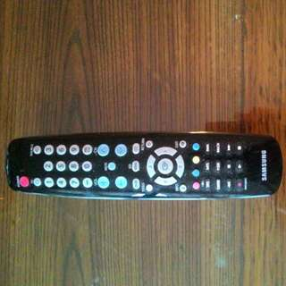 Samsung Remote Control For Tv And Dvd