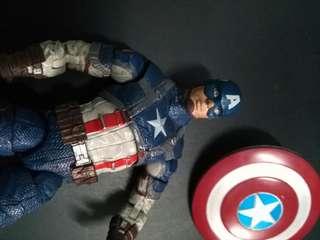 Marvel Legends Captain America (6inch action figure)