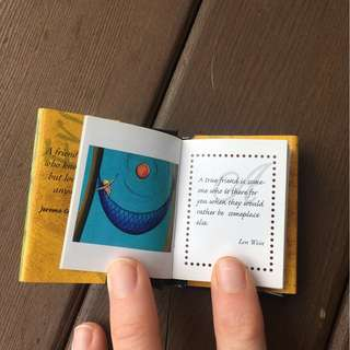 Tiny Book of Friendship