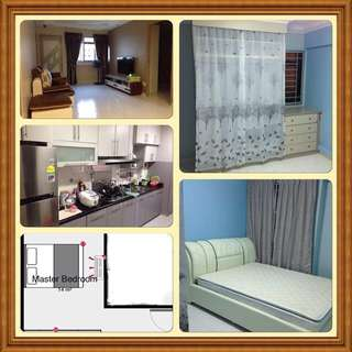 Master Bedroom For Rent - NO Agent Fee!!!