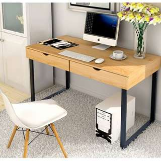Modern Study Table / Office table with Drawers
