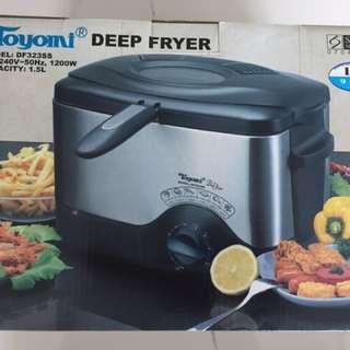 Toyomi Deep Fryer