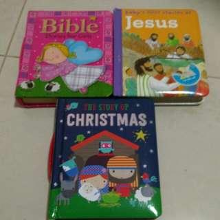 Christian board books for kids
