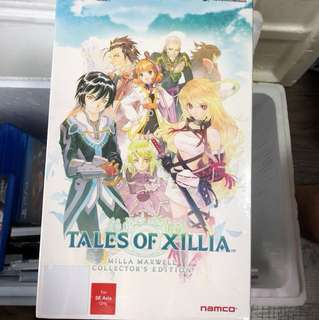 Tales of xillia collector edition