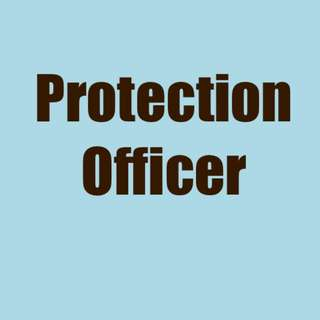 Protection Officer (Full time/ islandwide)